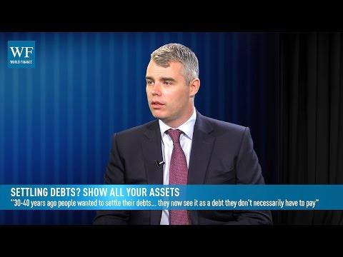 Settling debts? Show all your assets | World Finance