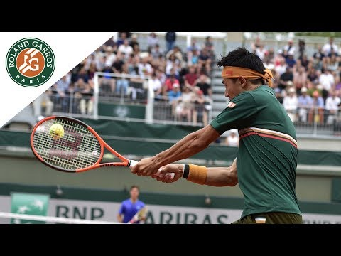 Match of the day #3 - Kei Nishikori v Thanasi Kokkinakis | Roland-Garros 2017