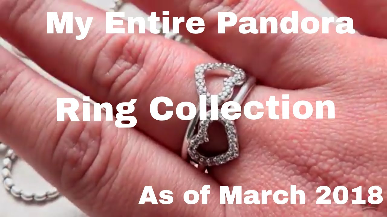 405a3e0c89106 From The Box: My Entire Pandora Ring Collection as of March 2018 ...