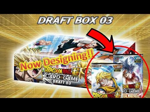 NEW! DBS BOOSTER BOX ANNOUNCED! And MORE!