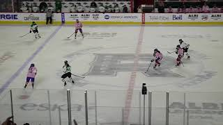 Markham Thunder vs. Les Canadiennes de Montreal 2/23/19