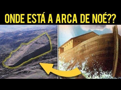 A REAL ARCA DE NOÉ FOI ENCONTRADA?