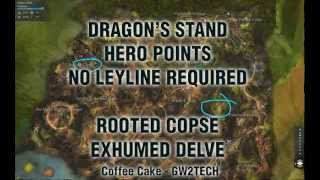 GW2 - Hero Points No Leyline - Dragon