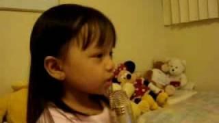 Raeline - 2 Years Old - July 2008