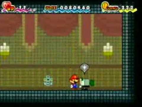 Super Paper Mario Walkthrough World 3 4 P1 Youtube