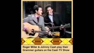 Roger Miller - Chug - a - lug (HQ)