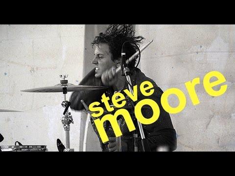 Steve Moore The Mad Drummer ( Full Show )