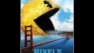 Pixels Pac-Man e Donkey Kong o Filme 2015 [HD]   [Face Videos]