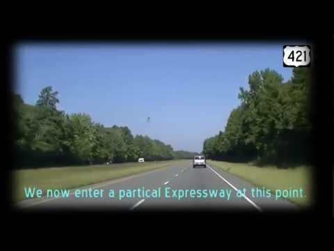 Highway Hero S2-E23: US-421 North to Greensboro