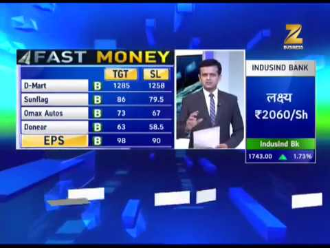 Fast Money: Top 20 intraday stocks for October 13, 2017