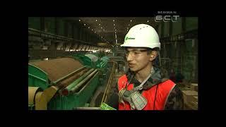 Более 80 братских старшеклассников побывали на производстве крупнейшего лесопромышленного комплекса
