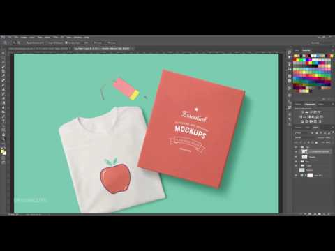 PHOTOSHOP TUTORIAL | How to Create a Complete Brand Design