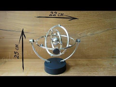 Маятник Сфера (Kinetic Orbital) (Видео обзор) Podarki-odessa.com