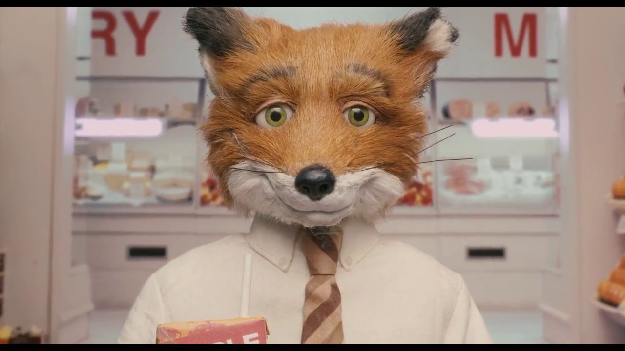 Fantastic Mr Fox Final Scene Song Cover Let Her Dance Youtube