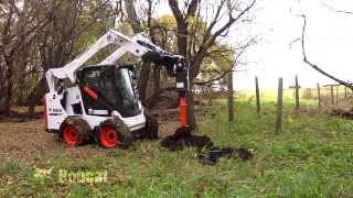 Bobcat Planetary Auger Attachment Thumbnail