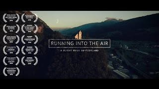 Awesome Drone Aerial Video - RUNNING INTO THE AIR