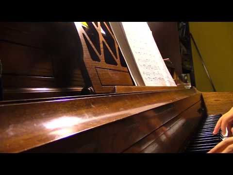 """Barcarolle (From """"Tales of Hoffman"""") by Jacques OffenBach"""