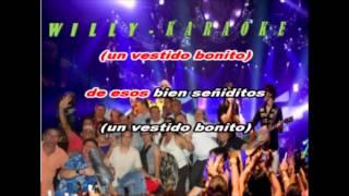 UN VESTIDO BONITO ///GUAYACAN ORQUESTA //KARAOKE