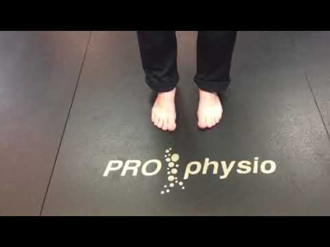 Active Foot Arch Strengthening Therapeutic Exercise | Pro Physio
