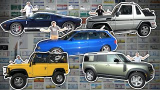 Doug DeMuro's Garage Update: All My Cars and Where I Keep Them