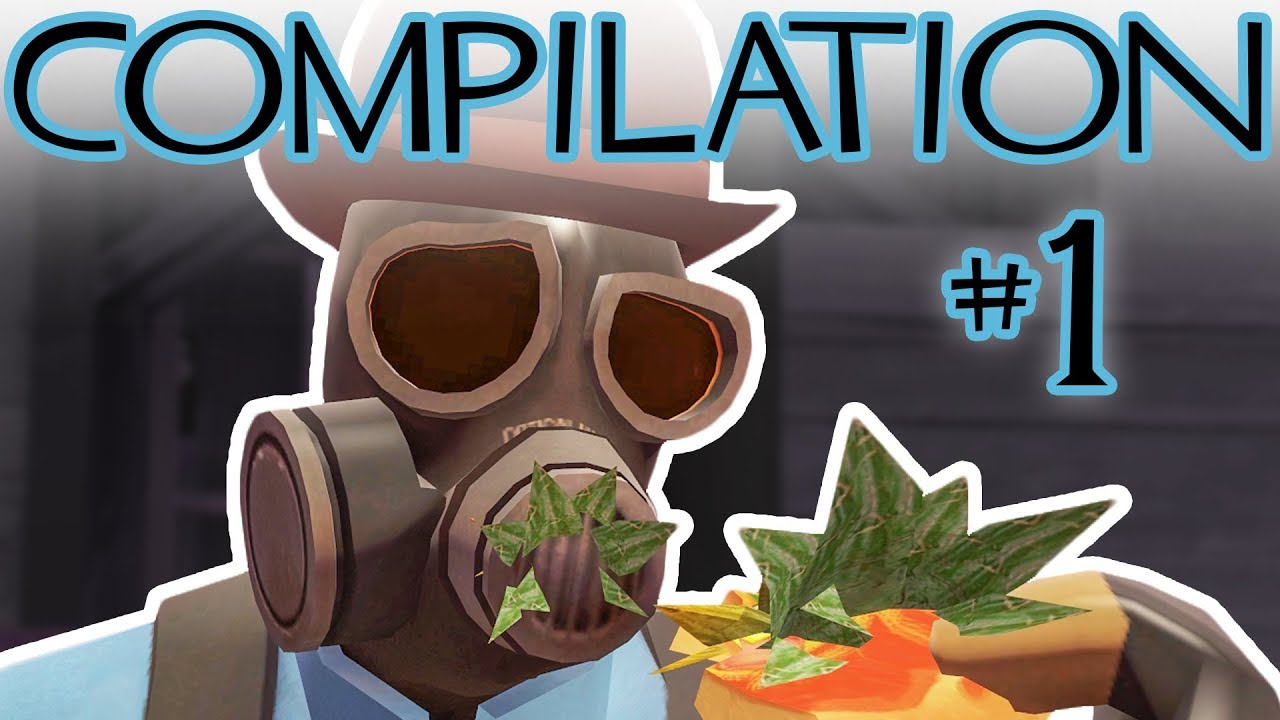 Mann Cox Archives | TF2 Animation Compilation #1