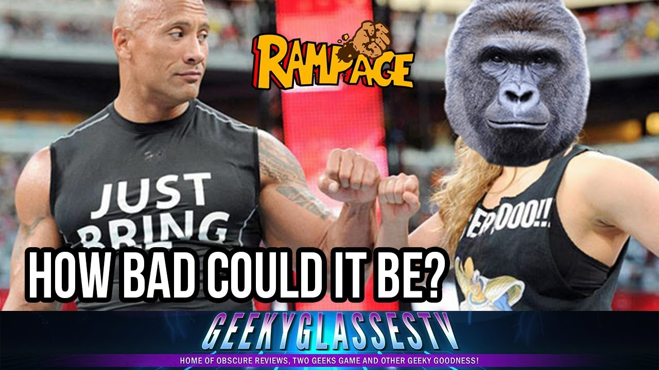 raw rampage recension