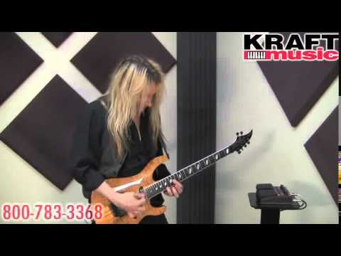 Kraft Music . BOSS RC-20XL Loop Station Demo With Robert Marcello