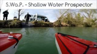 ASV - USV - Aquatic Robot SWAP - Shallow Water Prospector by Proambiente S.c.r.l.
