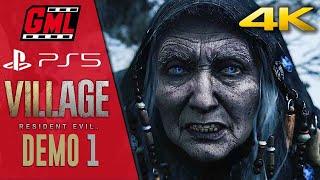 """Download RESIDENT EVIL 8 VILLAGE fr - DEMO """"village"""" PS5"""