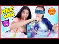 Slime Şakası Gözü Kapalı Slime Challenge Eğlenceli Çocuk Videosu Dila Kent
