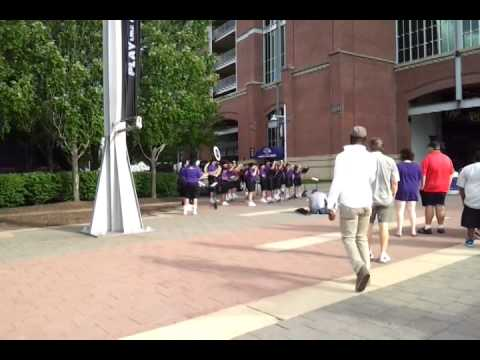 Baltimore Ravens Fight Song - Marching Ravens