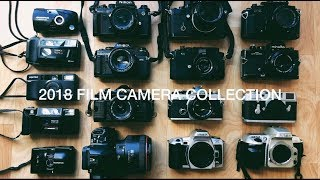 My Film Camera Collection! (UPDATED 2018)