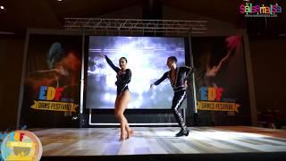 Can - Betul Salsa Dance Performance   EDF-2018