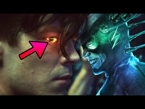New Speed force Barry Allen! - The Flash Season 4 Episode 1 Trailer Theory