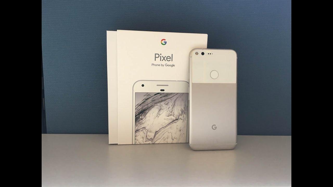 google pixel how to run setup again