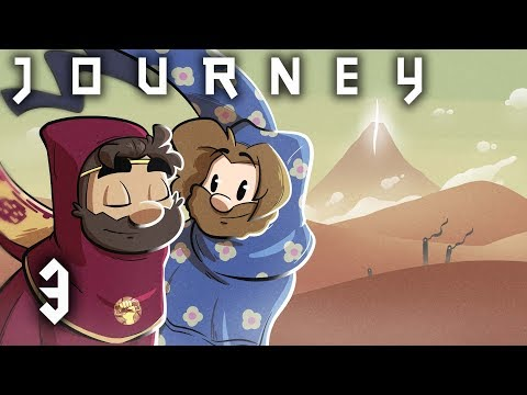 Journey | Let's Play Ep. 3 | Super Beard Bros.