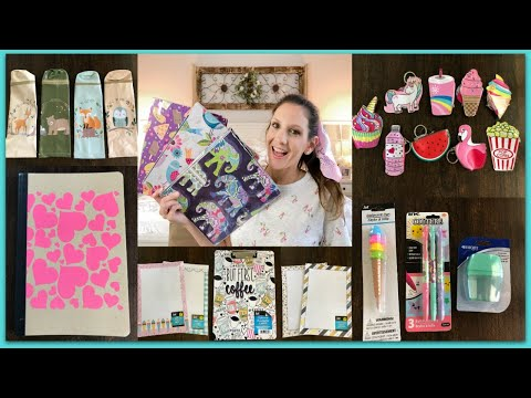 HUGE DOLLAR TREE HAUL | BACK TO SCHOOL?! 2019