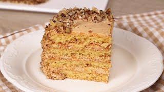 Быстрый ТОРТ всего 30 МИНУТ и торт на столе Без Лишних Заморочек Простой рецепт без раскатки
