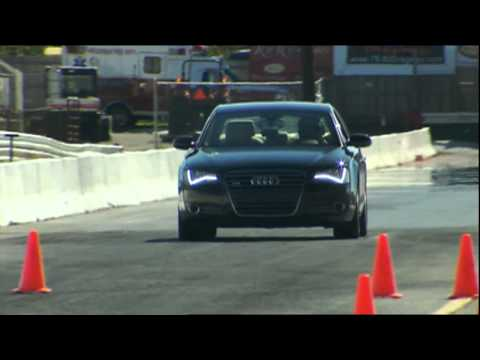 Road Test: 2011 Audi A8 quattro