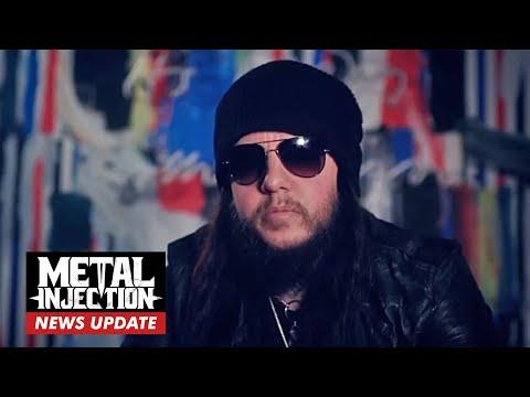 ex-SLIPKNOT Drummer Joey Jordison Passed Away | Breaking News | Metal Injection