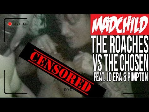 Madchild - The Roaches Vs The Chosen featuring PIMPTON & JD ERA