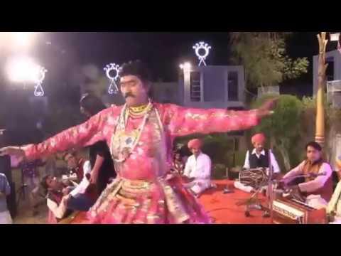 सबसे खतरनाक डांस II सब हैरान रह गए II BABU NATH JODHPURI II RAJASTHANI FOLK DANCE
