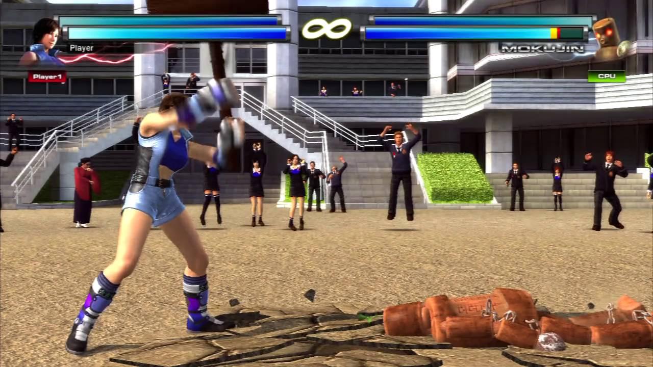 "Tekken Tag Tournament 2: Asuka's ""Mega Hammer"" Item Move ..."