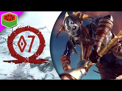 PART 7 - JOURNEY TO ALFHEIM | God of War Let's Play