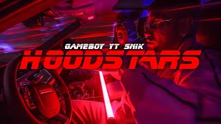 GAMEBOY, YT, SNIK - HOODSTARS (Official Music Video)