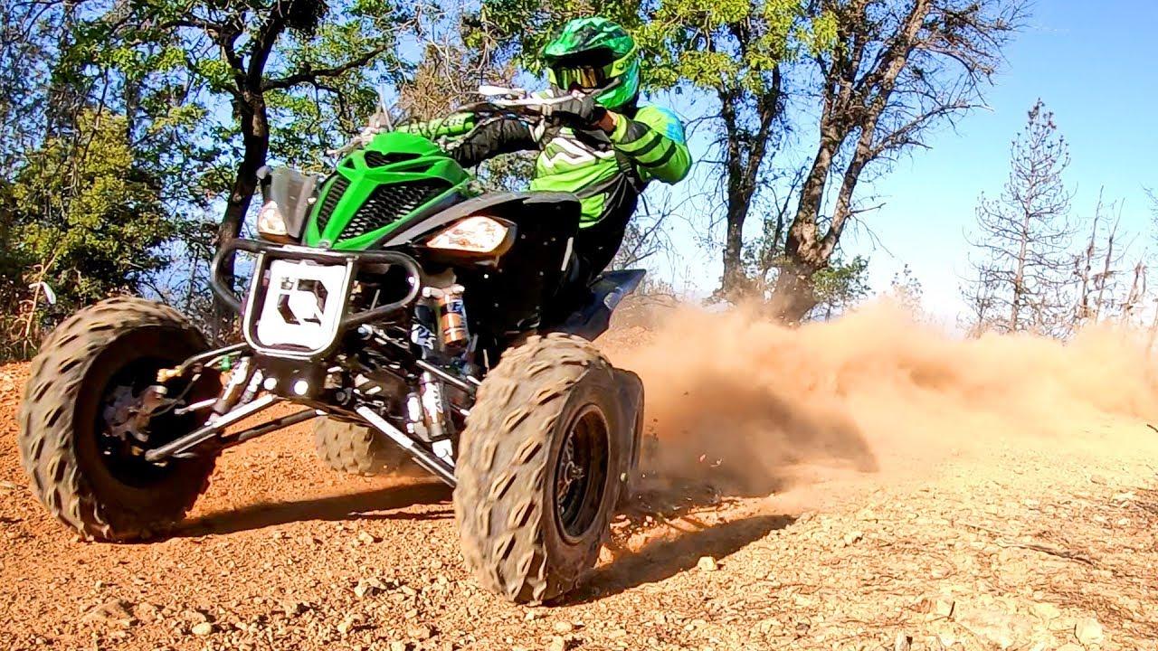 HMF Racing Defender XC Bumper BLACK Yamaha Raptor 125 2011-2014