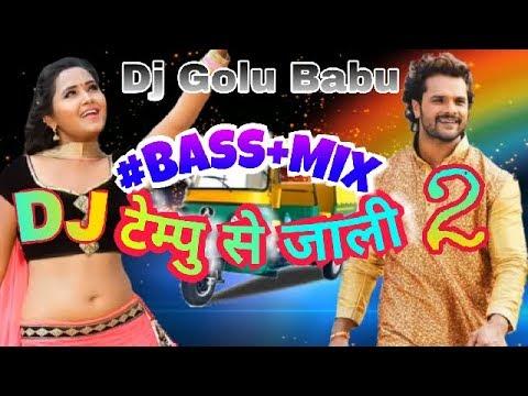 Tempu Se Jali 2~ Dj Golu Babu- Hard Bass Remix