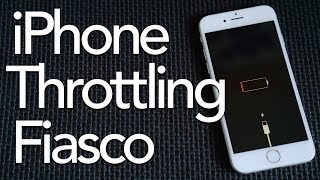 The iPhone Throttling Fiasco - TDNC Podcast #76