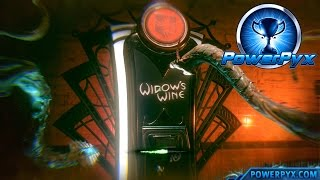 Call of Duty: Black Ops 3 Zombies - How to Get Widow's Wine Perk (Spider and the Fly Trophy)