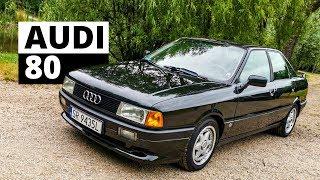 Audi 80 B3 - czar dawnych lat... prysł
